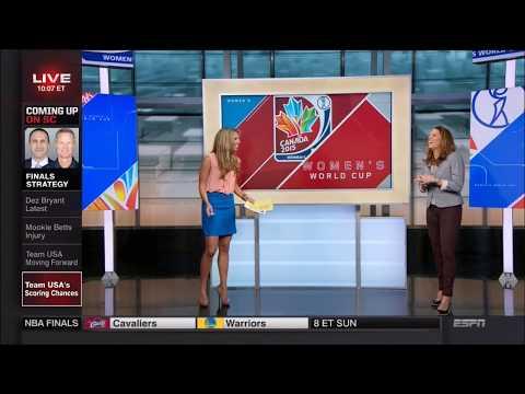 Saturday Sara Walsh (ESPN)