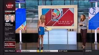 Saturday Sara Walsh (ESPN)