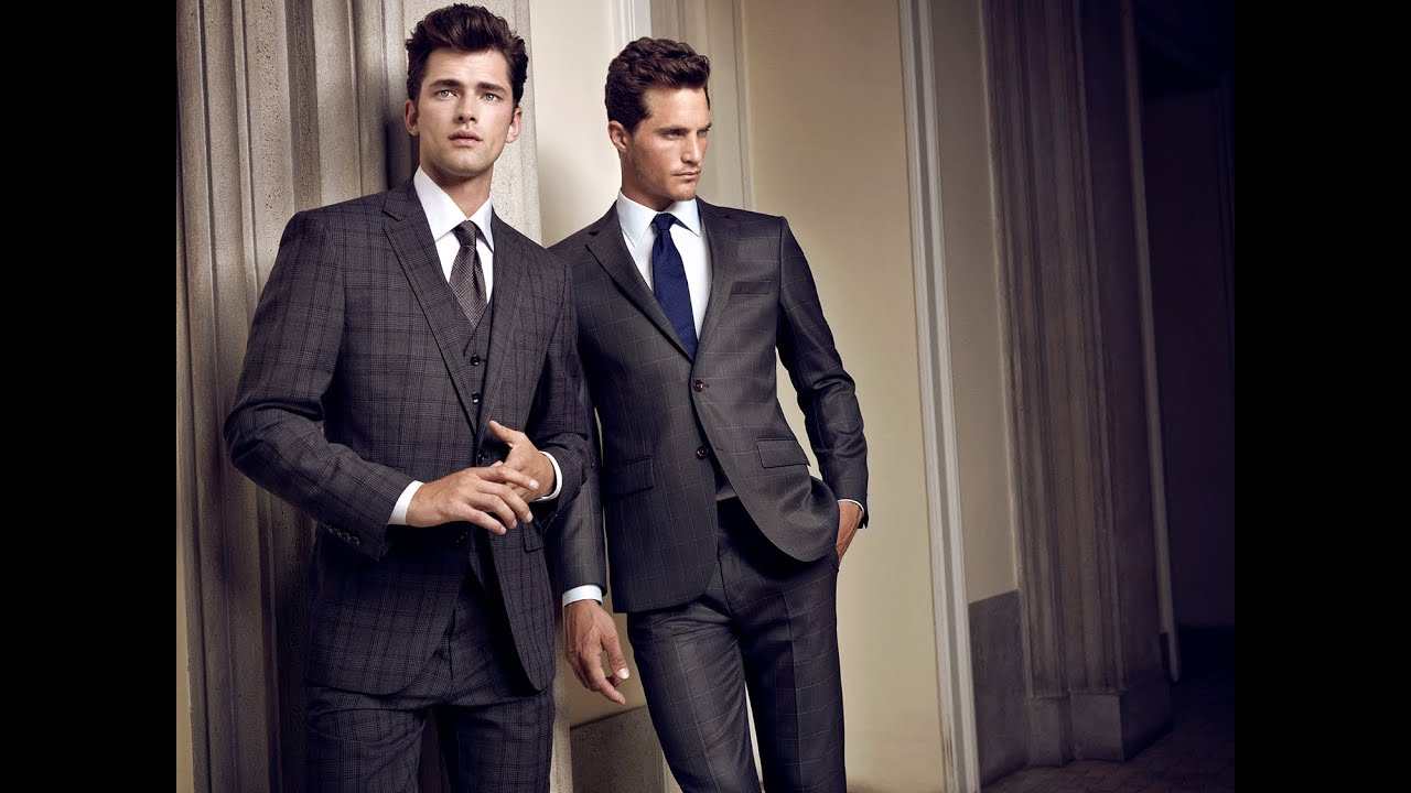 MEN SUIT 2015 - YouTube