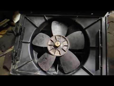 Как отремонтировать вентилятор в печке автомобиля