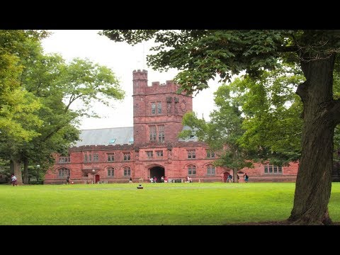Walk around Princeton & University Summer 2017