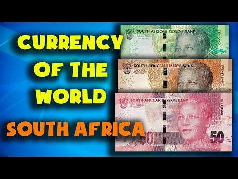 Currency Of The World - South Africa. South African Rand. Exchange Rates South Africa