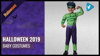 Top 10 Baby Boys Superhero Costumes | Halloween 2019