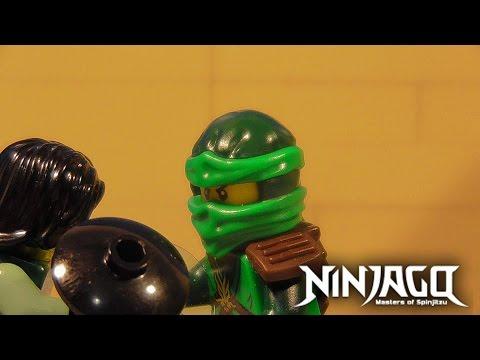 LEGO Ninjago - War of the Titans - EPISODE 7: Possession!