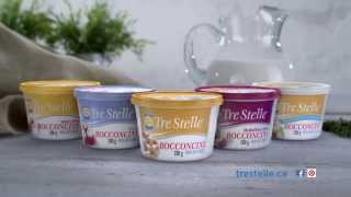 Tre Stelle Bocconcini Cheese -- Made with Pure, Fresh Milk
