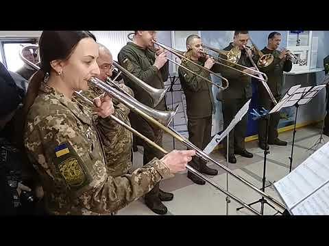 Репортер UA: Памяти киборгов: в запорожском аэропорту прошел концерт-реквием