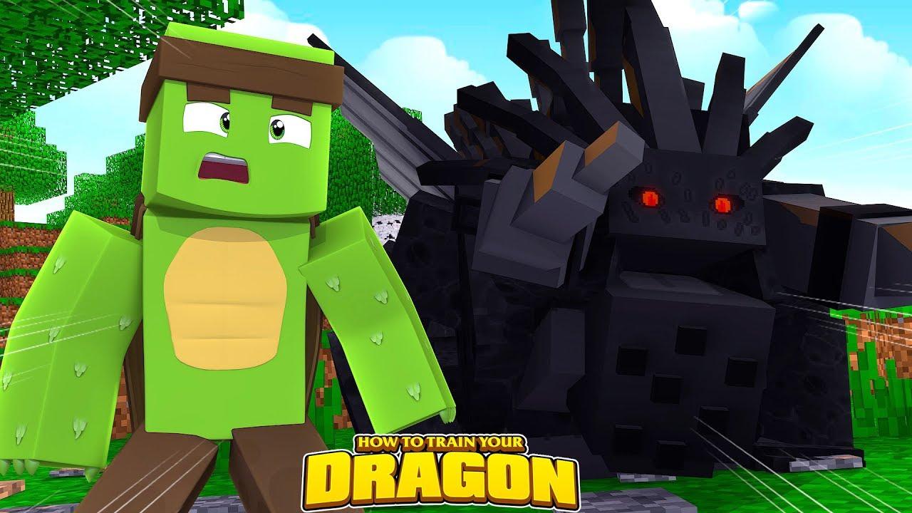 Dark Bewilderbeast Talks How To Train Your Dragon W
