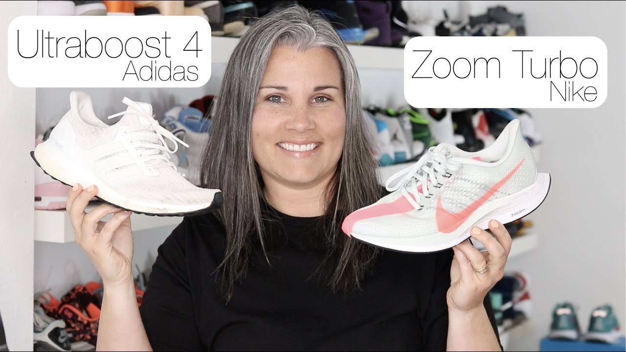 premium selection 0c064 1c91f Nike Zoom Turbo vs. Adidas Ultra Boost 4
