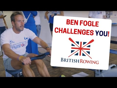 Ben Fogle wants to #SeeYouAtBRIC