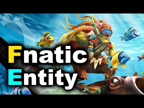 FNATIC + ABED vs Entity - New Roster Debut! - Summit 8 SEA DOTA 2 thumbnail