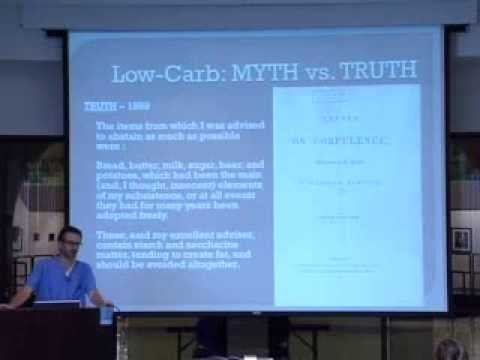 Low Carb Weight Loss Quick Hit 7/11 - Atkins Diet Myth vs Truth