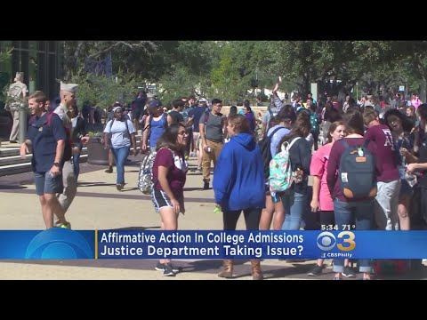 Trump Administration May Investigate Schools Over Affirmative Action
