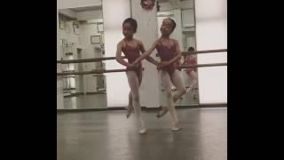Panda Ballet School  – Pizzcato