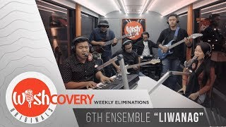 "6th Ensemble performs ""Liwanag"" LIVE on Wish 107.5 Bus"