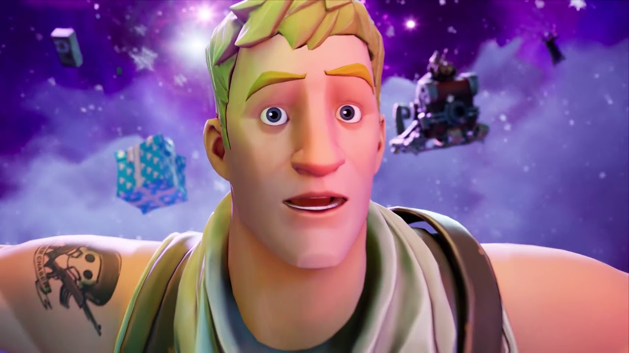 Fortnite season 10 will start with a time-bending explosion