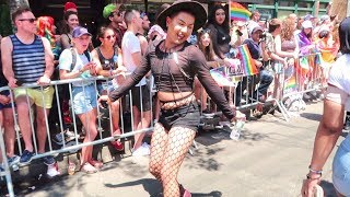 PRIDE PARADE NYC 2017 | TAYSHEE LEE