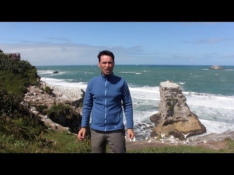 Ocean Waves and the Erosion of Coastal Land Forms: Coastal Processes Part 2 of 6