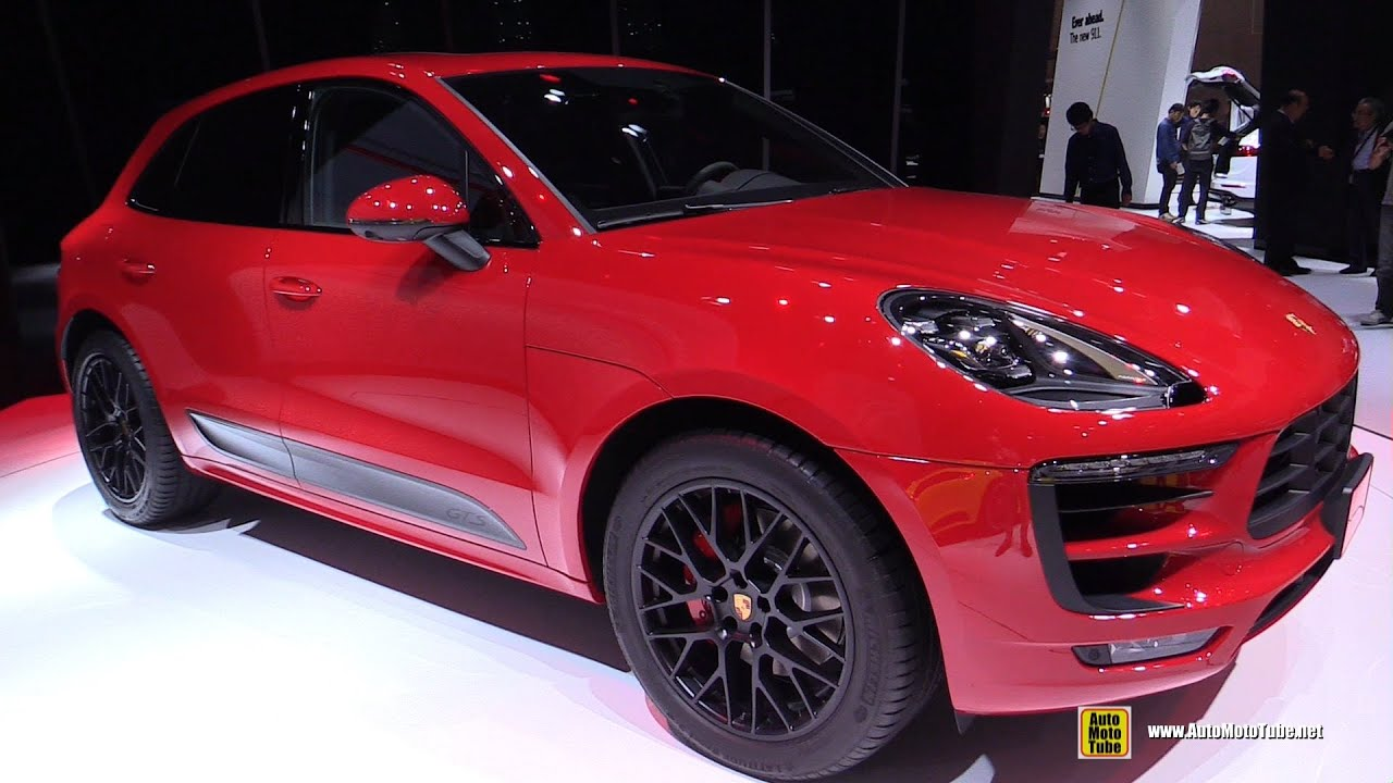 Porsche Macan Gts Interior >> 2016 Porsche Macan GTS - Exterior and Interior Walkaround - Debut at 2015 Tokyo Motor Show - YouTube