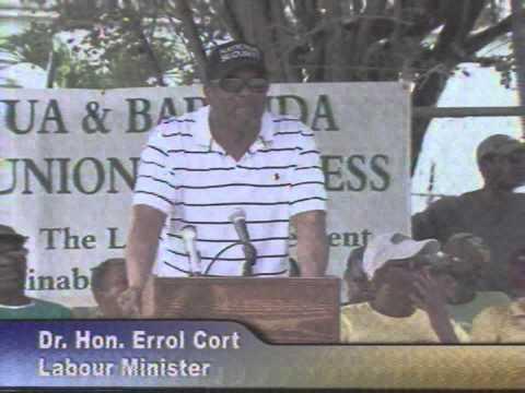 Amendments To The Antigua And Barbuda Labour Code - MAY 2012