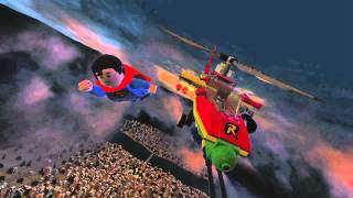 LEGO Batman 2 - Launch Trailer(Here's the launch trailer for LEGO Batman 2: DC Super Heroes. Who knew LEGO could look so dramatic?, 2012-06-18T21:53:40.000Z)