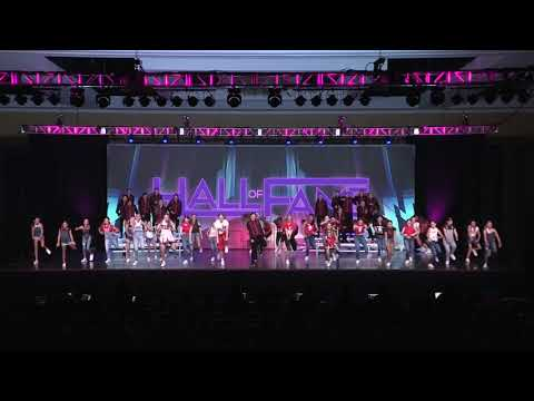 Nebraska Dance Company HOF Nationals- Friday Night Lights