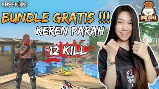 BUNDLE VIKING MUSUH AUTO RATA - FREE FIRE INDONESIA