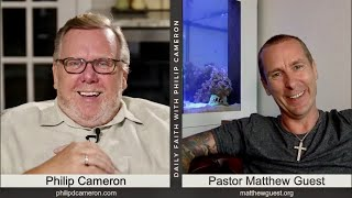 Daily Faith - Interview with Pastor Matthew Guest (17th June 2020)