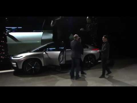 Future Faraday Ff 91 Parking Fail