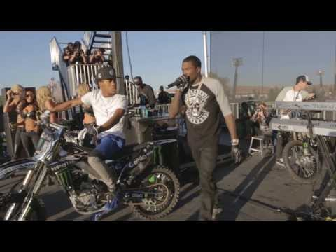 MEEK MILL / CHINO - MONSTER CUP VEGAS #BIKELIFE VLOG