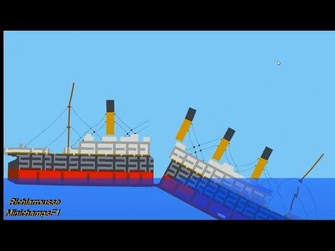 Sinking Simulator 2, RMS Titanic