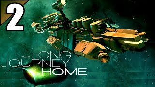 The Long Journey Home 2: High Risk Mission Forecast.. Let's Play TLJH Gameplay