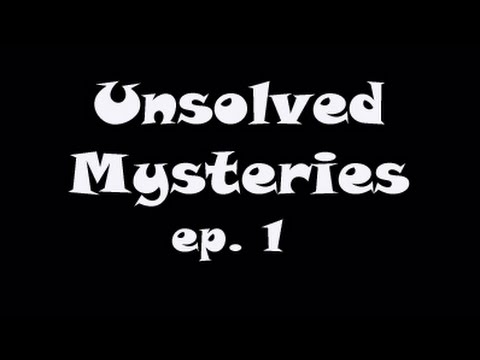 Unexplained, Unsolved and Unknown Mysteries Show ep.1 (Mysterious Medieval Book)