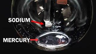 Sodium and Mercury