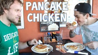 Furious Pete Eating