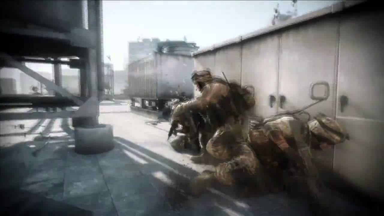 Battlefield 3 | My Life Featuring Actual Game Footage