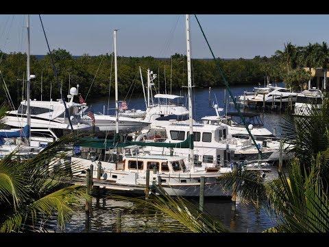Island Trader 46' Ketch Rigged Motorsailer FOR SALE Punta Gorda Florida