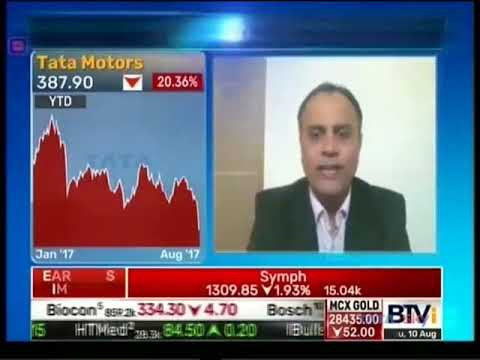 View on Tata Motors DVR and JK Tyre & Industries : StockAxis