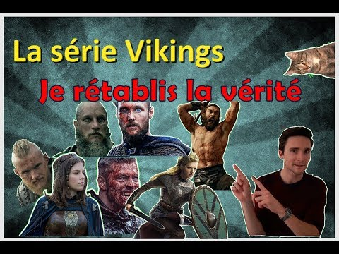 """Je rétablis la vérité historique sur la série """"Vikings"""""""