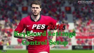 pro evolution soccer 2016 pc game 2015 keyboard setup control setting pes 2015