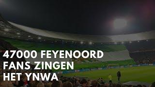 ᴴᴰ 47.000 Feyenoord Fans Singing You