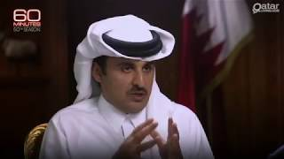 The Emir's Interview with Charlie Rose on 60 Minutes
