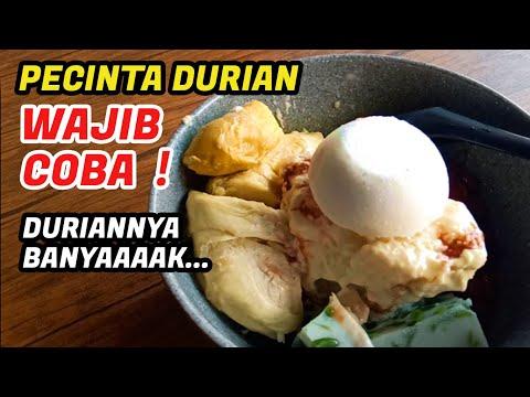 es-durian-paling-enak-!-duriannya-berlimpah---wisata-kuliner-jambi