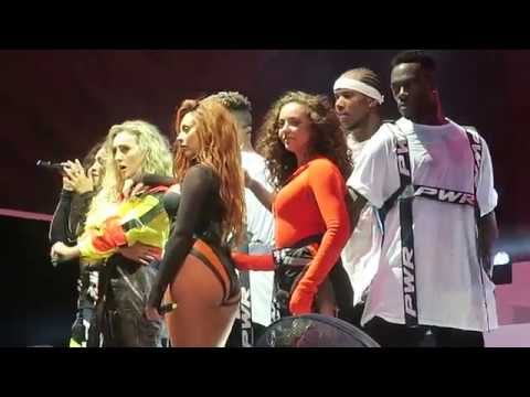 Little Mix Cheat Codes-Only You Live Summer Hits Tour Hove HD - YouTube