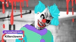 ACHTERVOLGD TIJDENS HALLOWEEN 🎃| DE WAARHEID OVER KILLERCLOWNS