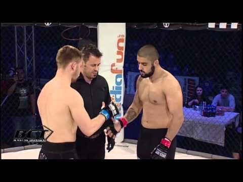 Andrei Ciubotaru – Gavrila Alexandru in BLACK CAGE Tournament 2