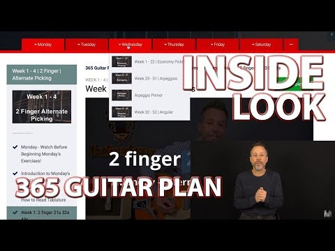 Inside Look at 365 Guitar Plan - Who Is 365 Guitar Plan For?