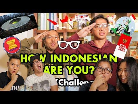#FIXChallenge - How Indonesian Are You #4 | #KitaIndonesia