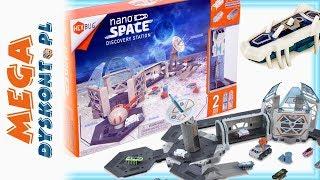 Hexbug NANO Space • Stacja badawcza & Stacja treningowa • Robaczki w kosmosie • openbox