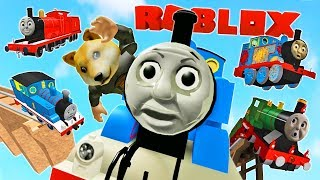 The Return Of Thomas & Friends in Roblox!