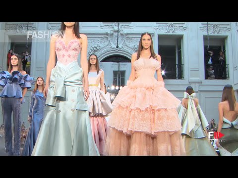 ALEXIS MABILLE Haute Couture Fall 2016 Paris by Fashion Channel